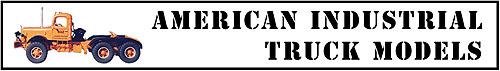 American Industrial Truck Models