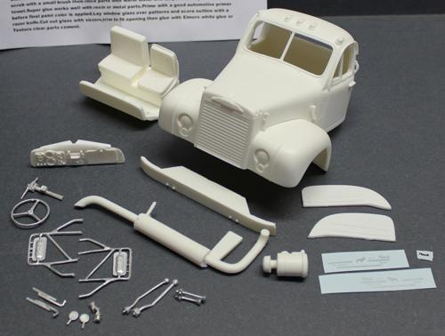 Mack B 615 American Industrial Truck Models