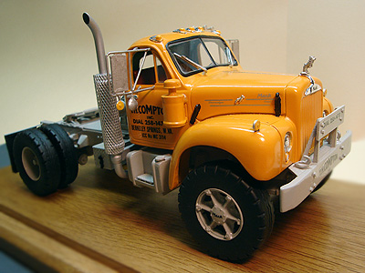Mack B-61 Complete Kit