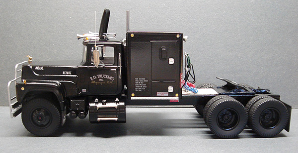 Mack R Model For Sale >> Mack R-700L Rubber Duck Kit – American Industrial Truck Models