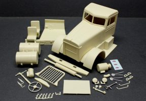 New 1950 Peterbilt Logger Conversion Kit – American Industrial Truck