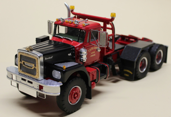 Truck Exhaust Kits >> Brockway 361 – American Industrial Truck Models