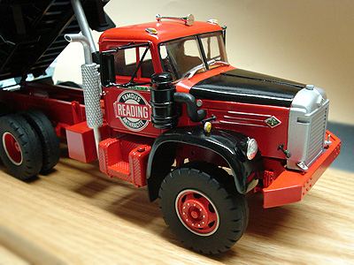 Diamond T 921 American Industrial Truck Models